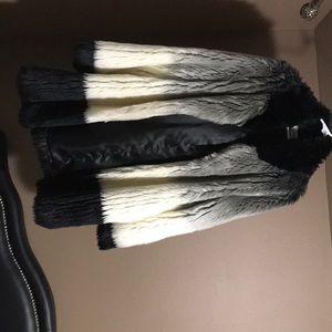 Calvin Klein  Fur Coat 🧥